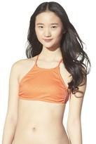 Xhilaration Junior's High Halter Swim Top -Assorted Colors