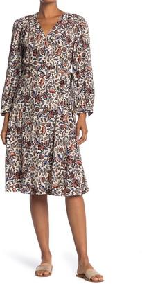 Velvet by Graham & Spencer Nadia Printed Dress