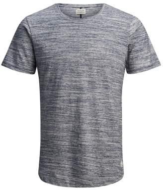Jack and Jones Hugo Melange Crew T-Shirt