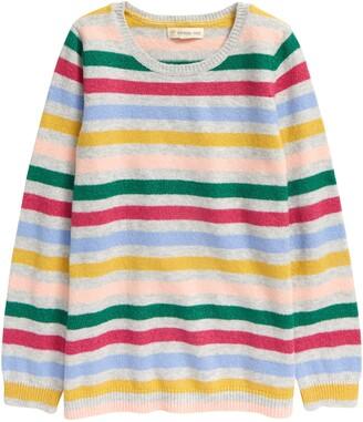 Tucker + Tate Sparkle Stripe Sweater
