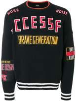 Diesel Brave Generation jumper