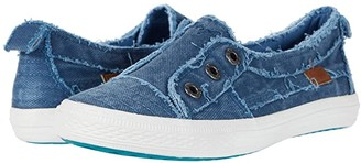 Blowfish Aussie (Smoked Blue Smoked 16oz Canvas) Women's Shoes