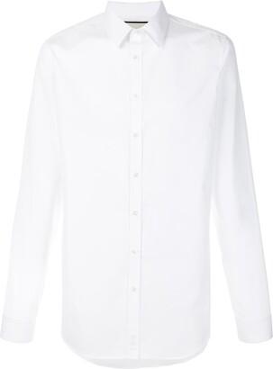 Gucci collared shirt