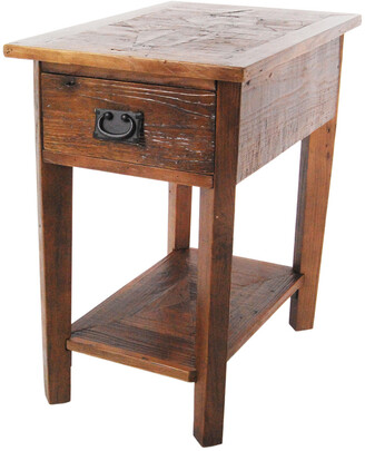 Alaterre Revive - Reclaimed Chairside Table