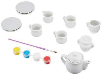 Your Own 4M Paint Mini Tea Set