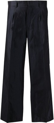 Soulland Tess flared trousers