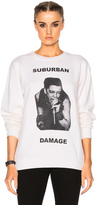 Enfants Riches Deprimes Suburban Damage Sweatshirt