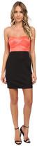 Gabriella Rocha Tube Elastic Banding w/ Ponte Skirt Dress