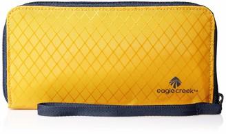 Eagle Creek RFID Wristlet Wallet Passport Holder