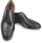 Fratelli Rossetti Anilcalf - Black Leather Oxford