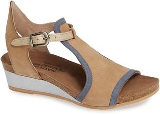 Naot Footwear Fiona Wedge Sandal