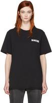 Yang Li Black Brand Logo T-shirt