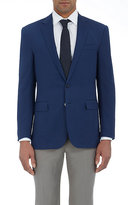 Ralph Lauren Purple Label Men's Two-Button Anthony Sportcoat-NAVY