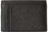 Jack Spade Barrow Leather ID Wallet