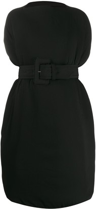 MM6 MAISON MARGIELA Padded Midi Dress