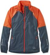 L.L. Bean L.L.Bean Ultralight Wind Jacket, Colorblock