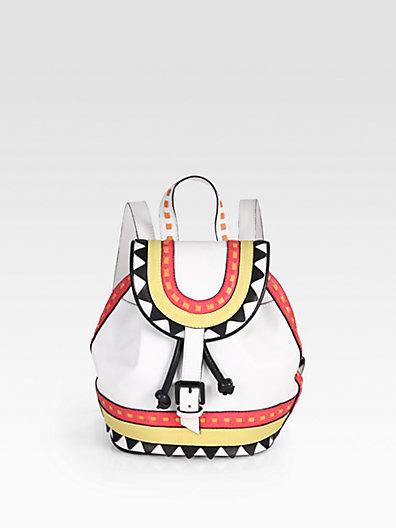 Webster Sophia Ziggy Rucksack Leather Backpack