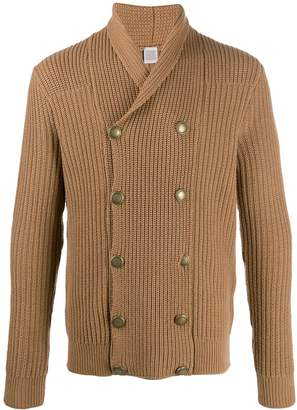 Eleventy double-breasted cardigan