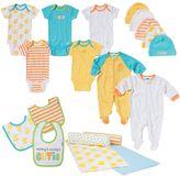 Gerber Newborn Baby Onesie, Layette & Accessory 19-pc. Set