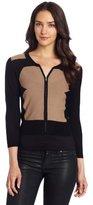 Tracy Reese Women's Combo Cardigan Sweater