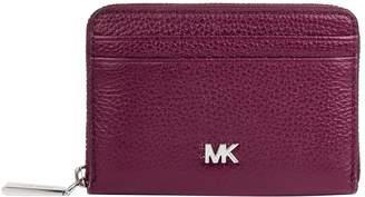 MICHAEL Michael Kors Leather Money Pieces Zip-Around Wallet