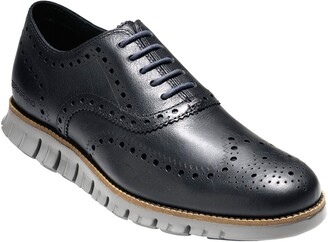 Cole Haan Zeogrand Whipstitch Oxford