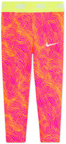 Nike Sport Essentials Printed Leggings, Toddler & Little Girls (2T-6X)