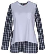 Rose' A Pois Blouse