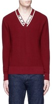 MAISON KITSUNÉ Merino wool sweater