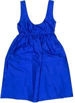 Nomia Silk Babydoll Dress