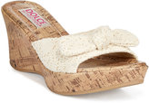 DOLCE by Mojo Moxy Piper Platform Wedge Sandals