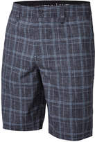 O'Neill Men's Exec Plaid Hybrid Shorts