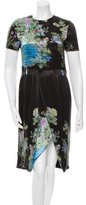 Preen Printed Silk Dress