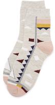 Madewell Spring Fling Mid Ankle Socks