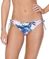 Thumbnail for your product : Raisins Juniors' Not So Bora Bora Printed Reversible Bikini Bottoms Women's Swimsuit