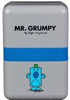 Mr Men & Little Miss Mr Men and Little Miss Mr Grumpy Lunch Box, Grey