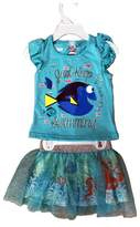 Bassket.com Disney Dory 2 Pieces Baby Girl Clothing Set- 3t- 4t