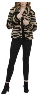 Love Token Ireland Faux Fur Jacket