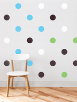 Polka Dots Wall Art