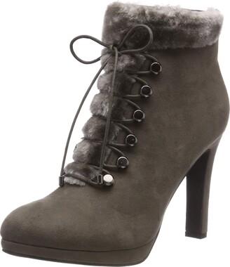 Laura Biagiotti Women's 5028_aq Ankle Boots