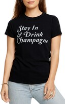 Chaser Stay In Graphic Tee