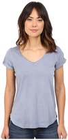 Splendid Vintage Whisper V-Neck Tee