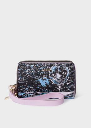 Women's 'Chile' Leather Small Zip Purse