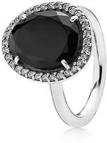 Pandora Ring - Sterling Silver, Spinel & Cubic Zirconia Glamorous Legacy
