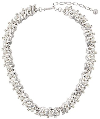 Susan Caplan Vintage '1960s Trifari necklace