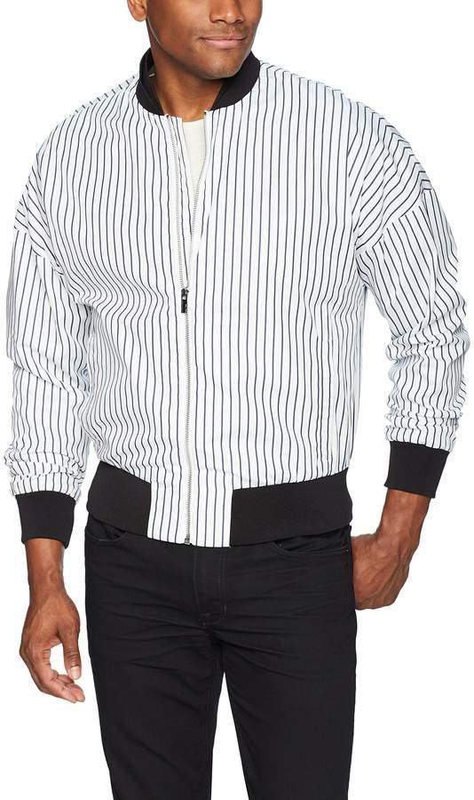 Calvin Klein Men's Bomber Jacket, S