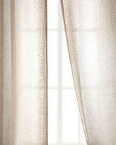 "Dian Austin Couture Home Each 54""W x 96""L Encore Stripe Curtain"