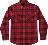 RVCA Men's Standoff Long Sleeve Woven Shirt