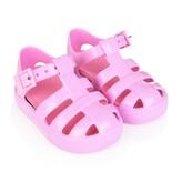Dolce & Gabbana Dolce & GabbanaGirls Pink Branded Jelly Sandals