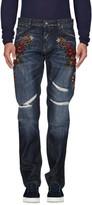 Dolce & Gabbana Denim pants - Item 42586344